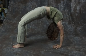 Urdva Dhanurasana
