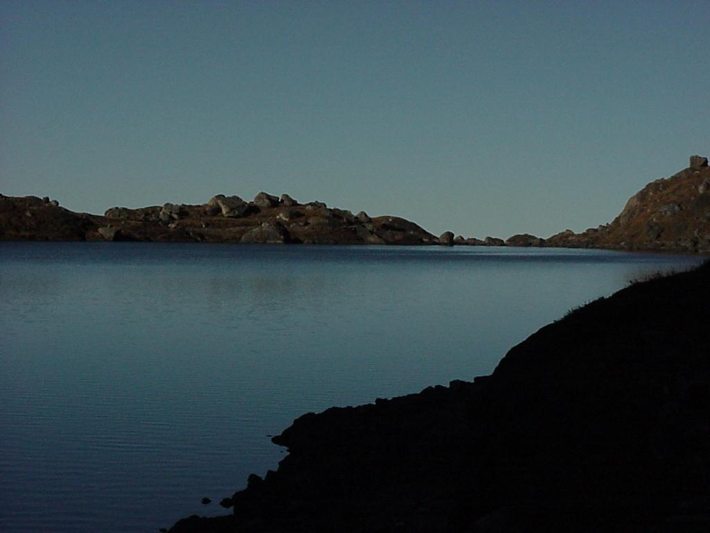 Lake Gosaikunda in Nepal is sacred to Shiva